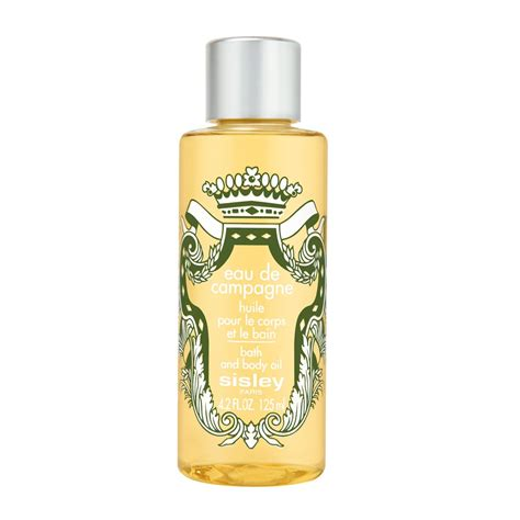 huile pour le bain et le corps parfum l homme le parfum sisley