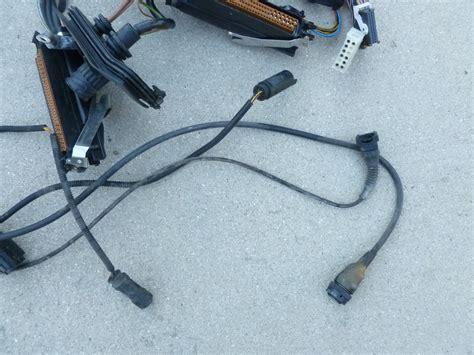Transmission Wiring Harnes Clip by 1997 Bmw 528i E39 Engine Transmission Wiring Harness