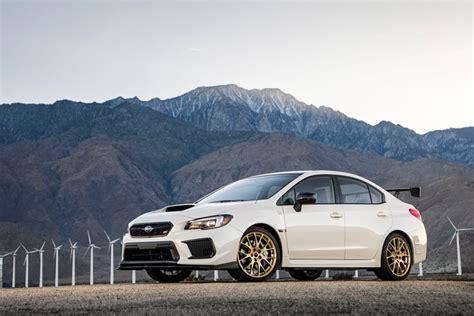 2019 Subaru Sti Ra by 2019 Subaru Wrx Sti Looks To Get Type Ra Horsepower