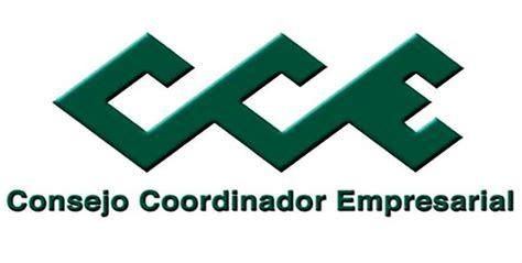 Resultado de imágenes de logo del consejo coordinador empresarial