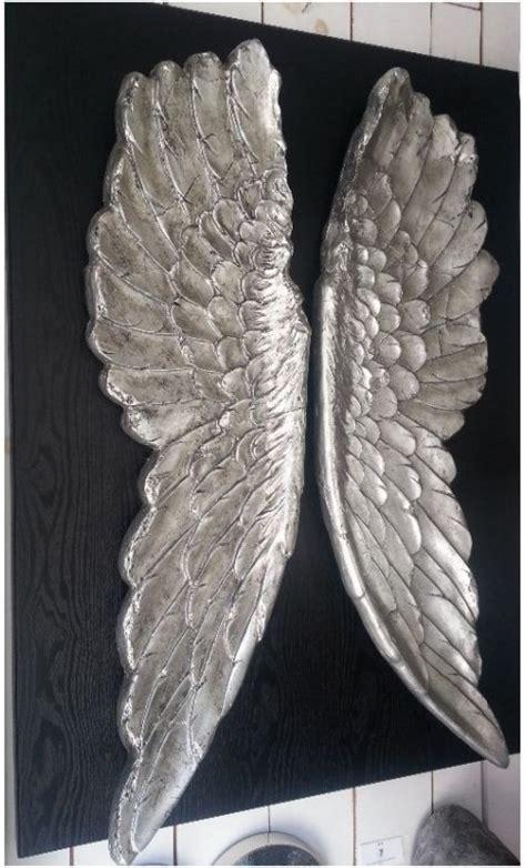 achetez votre tableau ailes dange argent     pas