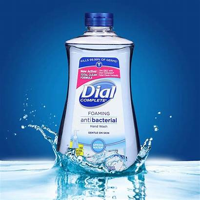 Soap Antibacterial Dial Hand Complete 32 Oz