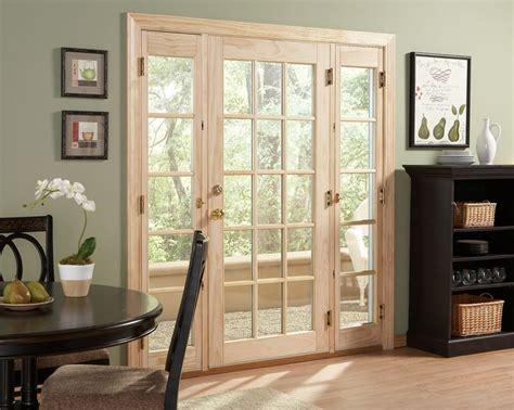 sidelites family room vented interior door image