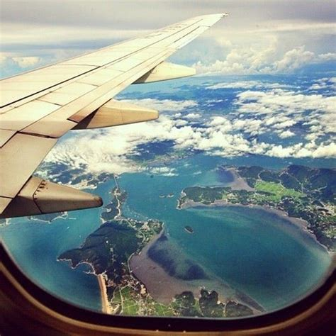 270 Best Incredible Views Out Of Airplane Windows Images