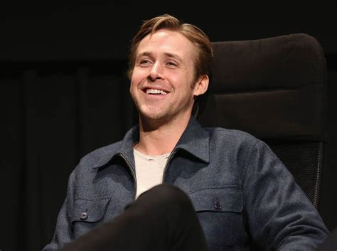 Ryan Gosling's cute is coming back at an Academy screening