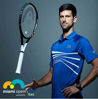 Tennis Djokovic Novak Open Miami Giphy Gifs