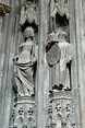 Wien St. Stephan - Bischofstor 6 - Category:Catherine of ...