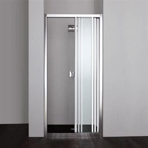 porte in cristallo per doccia porte nicchia per doccia 100 cm in vetro trasparente kv