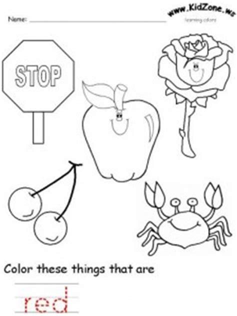 color worksheet  kids crafts  worksheets