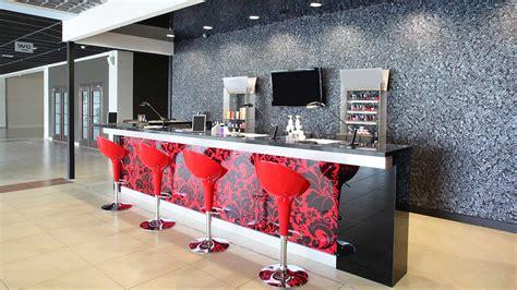 chausson cuisine mini bar salon