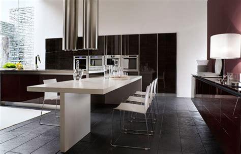 moderna cuisine 30 black and white kitchen design ideas digsdigs