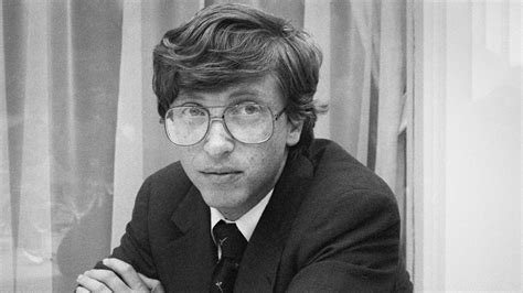 Young Bill Gates Was an Angry Office Bully | GQ