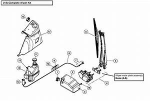 Terex V200s Oem Parts Diagrams