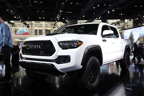 Toyota Tundra Trd Pro 2019 by 2019 Toyota Tacoma Tundra And 4runner Trd Pro Receive A