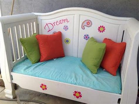 that turns into a bed turn an crib into a toddler bed diy projects for