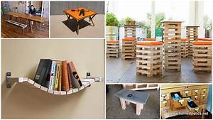 repurpose your old items to make quirky furniture and With home furniture and other items
