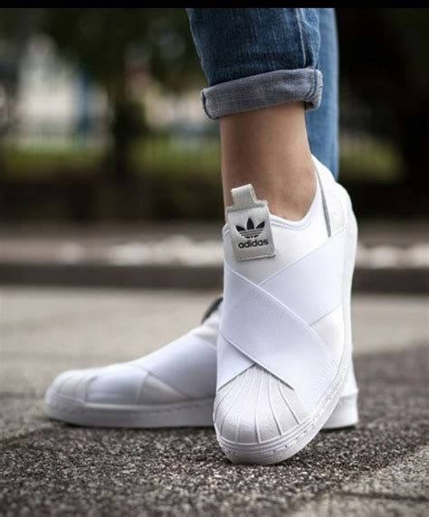 adidas slipon by a d shoes shop superstar slip on shoes shop fashion trends