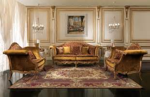 Victorian Style Living Room Set Image