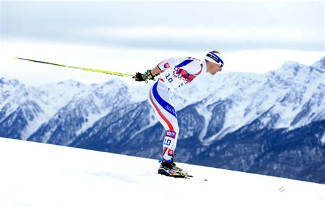 Olympic cross-country skiers of Slovakia