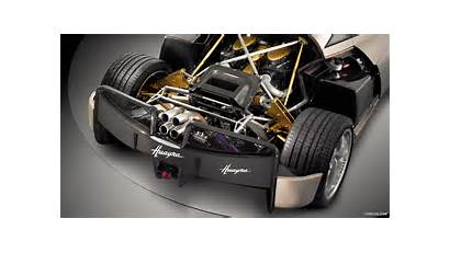 Pagani Huayra Engine Zonda Hp Amg Brabus