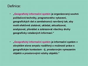 Informační systém definice