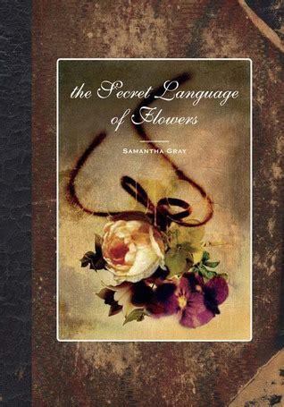 secret language  flowers  samantha gray reviews