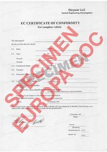 Certificat De Conformité Mercedes : certificat de conformit europ en dodge coc commandez votre certificat de conformit c o c ~ Gottalentnigeria.com Avis de Voitures