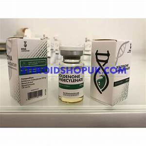 Boldenone Undecylenate Dna Labs 10ml  250mg  Ml