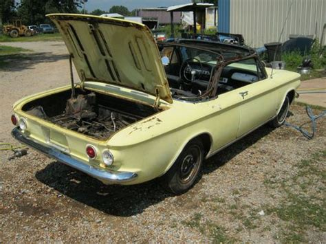 Find Used 1964 Corvair, Parts Only In Doniphan, Missouri