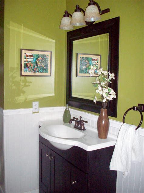 color ideas for a small bathroom colorful bathrooms from hgtv fans bathroom ideas