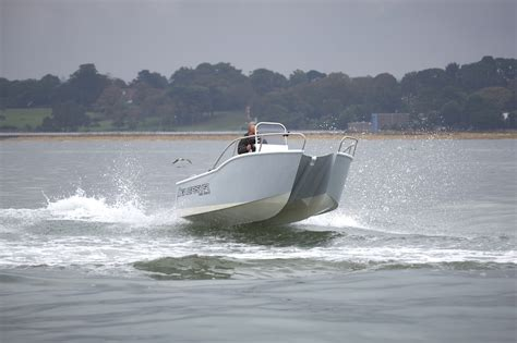 Kingfisher Boat Problems by Kingfisher 450 Minicat Rbs Marine
