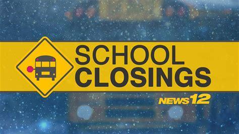News 12 School Closings, Delays & Dismissals