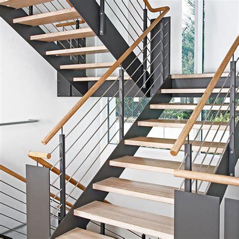 Treppengeländer Gemauert Bilder by Podesttreppe Kliegl Treppenbau