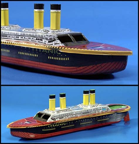Titanic Toy Boat Uk by Bb Boat Guide To Get Wooden Boat Weight