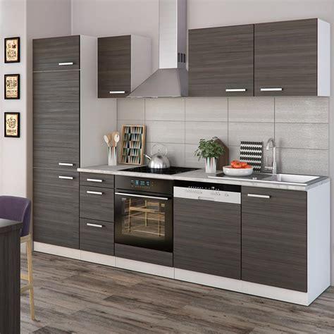 Küchenzeile Mit Elektrogeräten by K 252 Chenzeilen G 252 Nstig Mit Elektroger 228 Ten Gut Guenstige