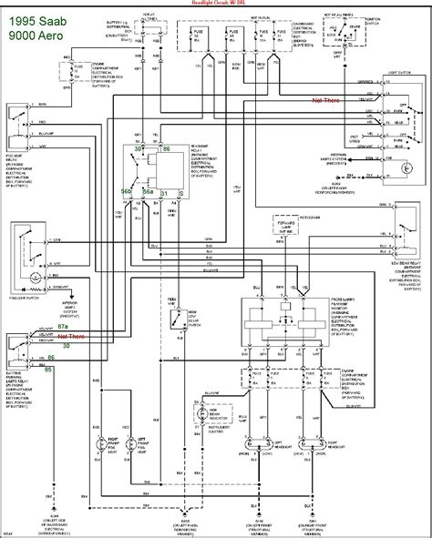 saab 9 3 wiring diagrams wiring diagram
