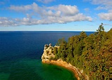 Lake Superior Michigan - Michigan Lake Superior Vacations