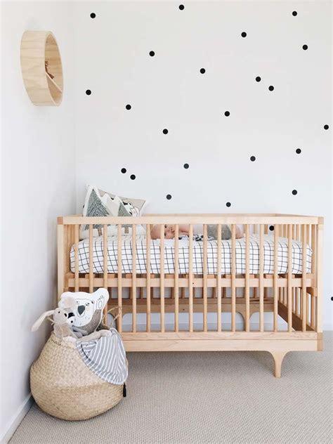chambre beb habitación de bebé en estilo escandinavo y