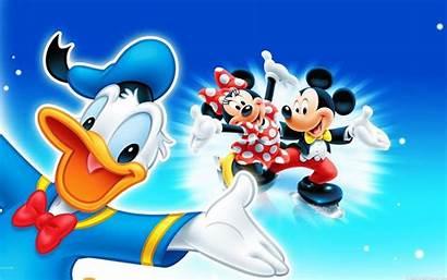 Duck Donald Wallpapers Backgrounds Teletubbies Desktop Ice