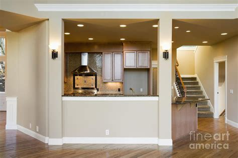 open concept  andersen ross living family room spaces  walls kitchen remodel home kitchens