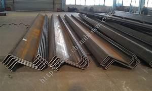 U Shape Cold Formed Steel Sheet Piling,U Shape Cold Formed ...