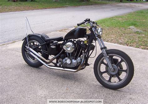 77 Ironhead Harley Sporster Chopper Bobber