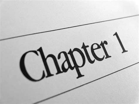 The First Chapter Mibba