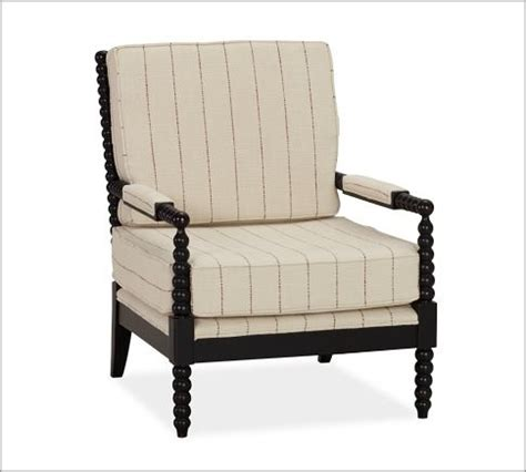 sabine spindle armchair pottery barn t