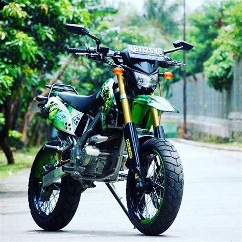 Klx Supermoto by Kawasaki Klx Supermoto Next Trip By Rachmanhakim14