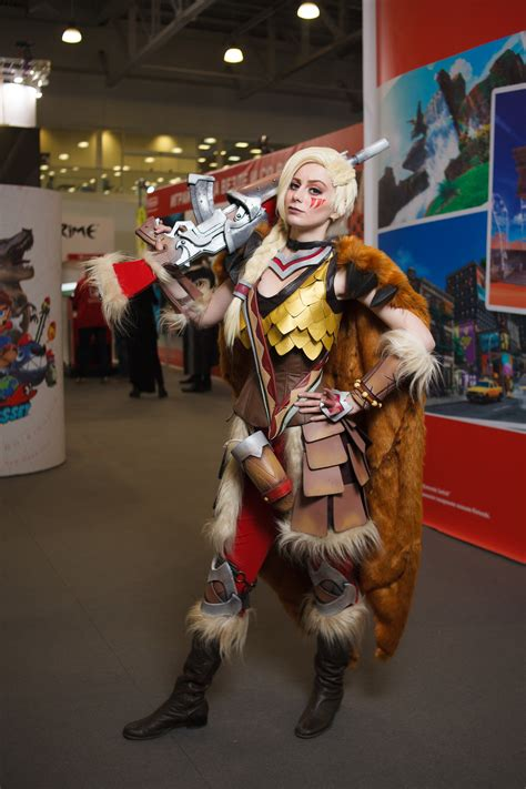 paladins cosplay cz  howplay