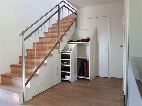 Regal Unter Treppe. Regal Unter Treppe Selber Bauen Home