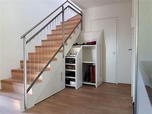 Treppe Mit Stauraum : jutzi 39 s schrankladen ag unter oder ber treppen ~ Michelbontemps.com Haus und Dekorationen