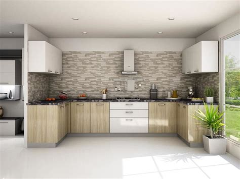 Osiris U Shaped Modular Kitchen Designs Of Photos Interior