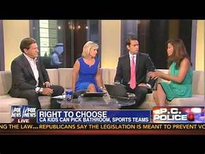 Fox News hosts shocked by transgender rights 'I can't get ...